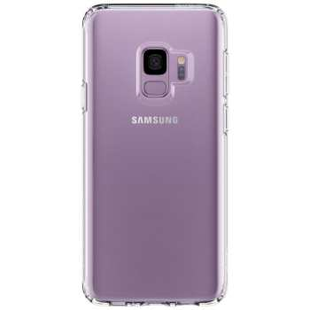 کاور اسپیگن مدل Case Liquid Crystal مناسب برای گوشی موبایل سامسونگ Galaxy S9