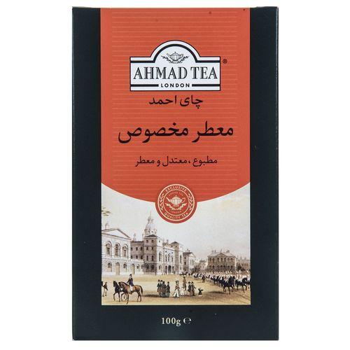 چای سیاه احمد مدل Extra Special مقدار 100 گرم