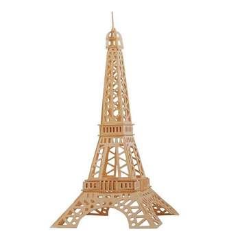 پازل چوبی سه بعدی رایا مدل برج ایفل