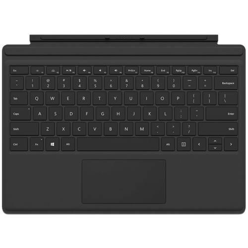 کاور مایکروسافت مدل Surface Pro Type Cover مناسب برای تبلت مایکروسافت Surface Pro/Surface Pro 3/Surface Pro 4