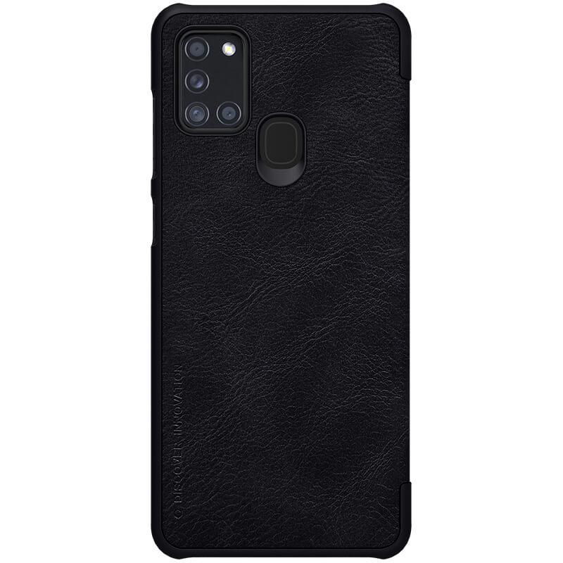 کیف کلاسوری نیلکین مدل QIN مناسب برای گوشی موبایل سامسونگ Galaxy A21s main 1 7