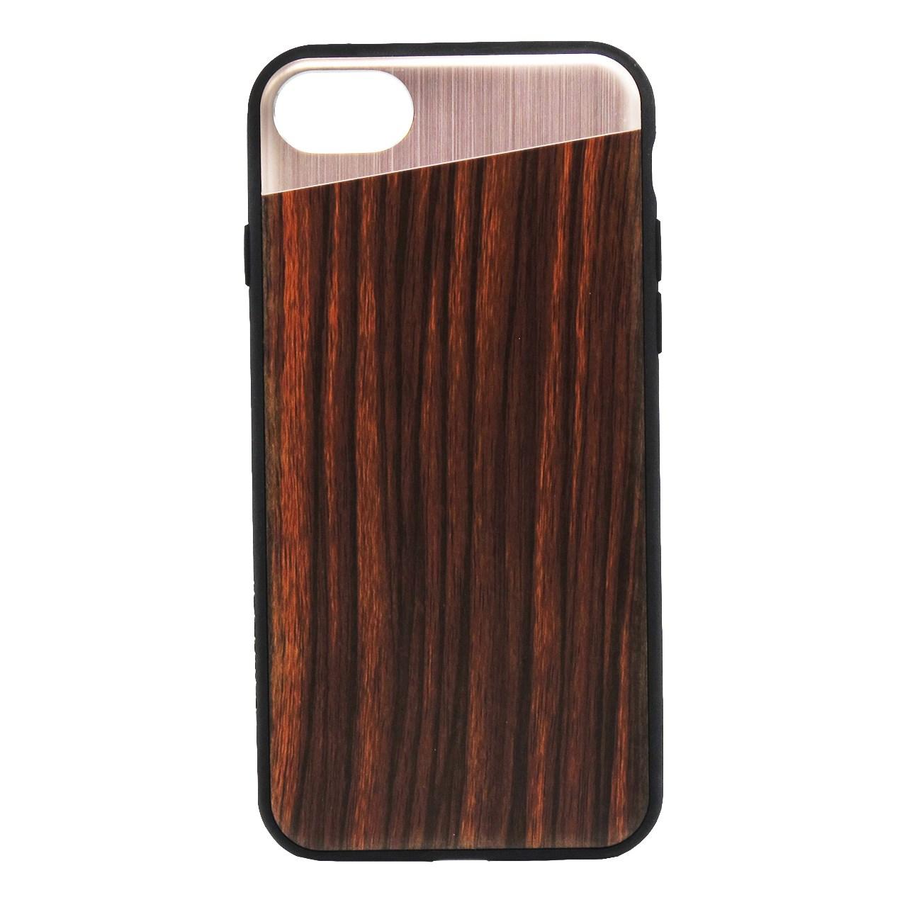 کاور توتو مدل Jazz Wood  مناسب برای گوشی موبایل آیفون 8/7