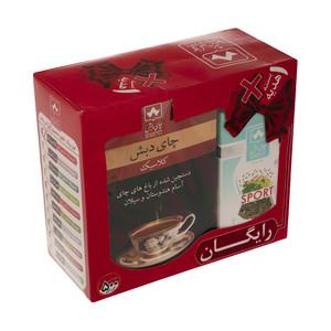 چای کلاسیک و دمنوش کیسه ای ورزش چای دبش - 600 گرم