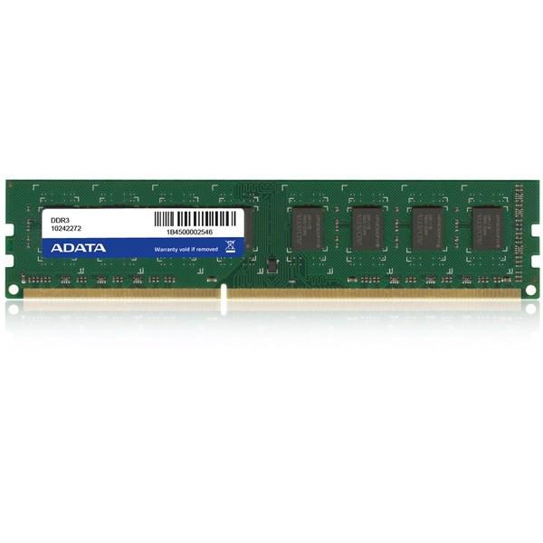 رم کامپیوتر ای دیتا مدل Premier DDR3 1333MHz 240Pin Unbuffered DIMM ظرفیت 4 گیگابایت