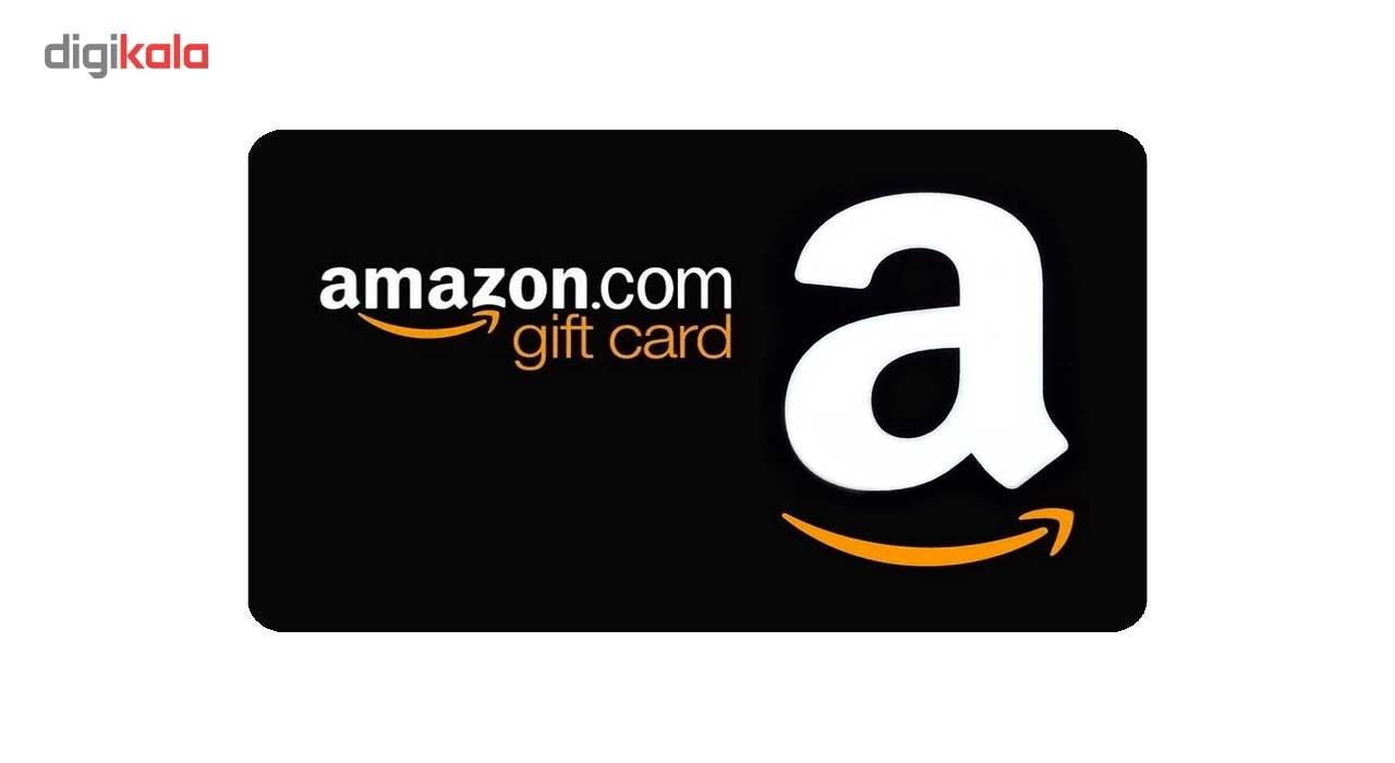 خرید اینترنتی گیفت کارت 20 دلاری آمازون اورجینال