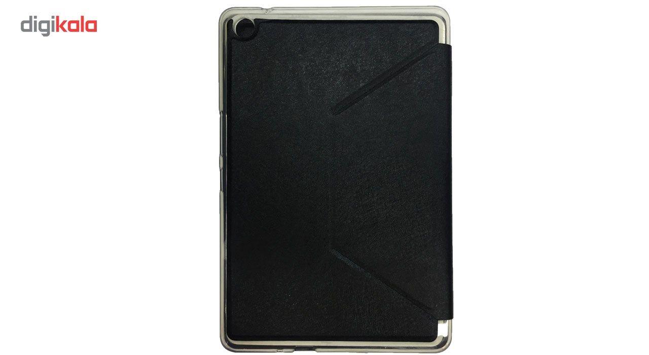کیف کلاسوری دکور مدل Folio مناسب برای تبلت ایسوس Z581 main 1 2