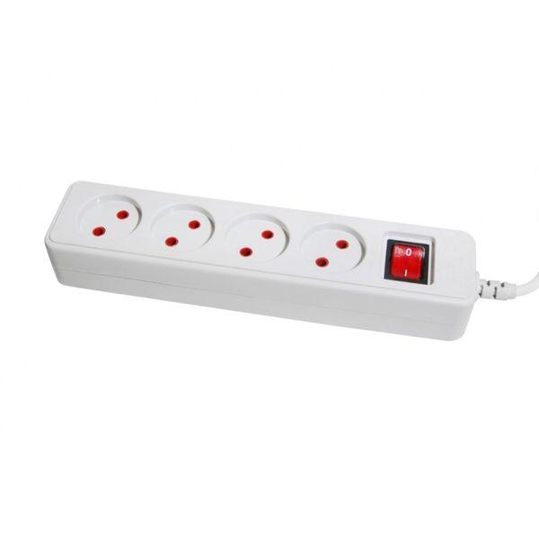 چند راهی برق پارت الکتریک مدل PE651