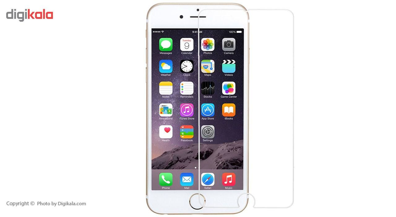 محافظ صفحه نمایش شیشه ای ریمکس مدلTempered مناسب برای گوشی موبایل اپل iPhone 6 Plus/iPhone 6s Plus main 1 1