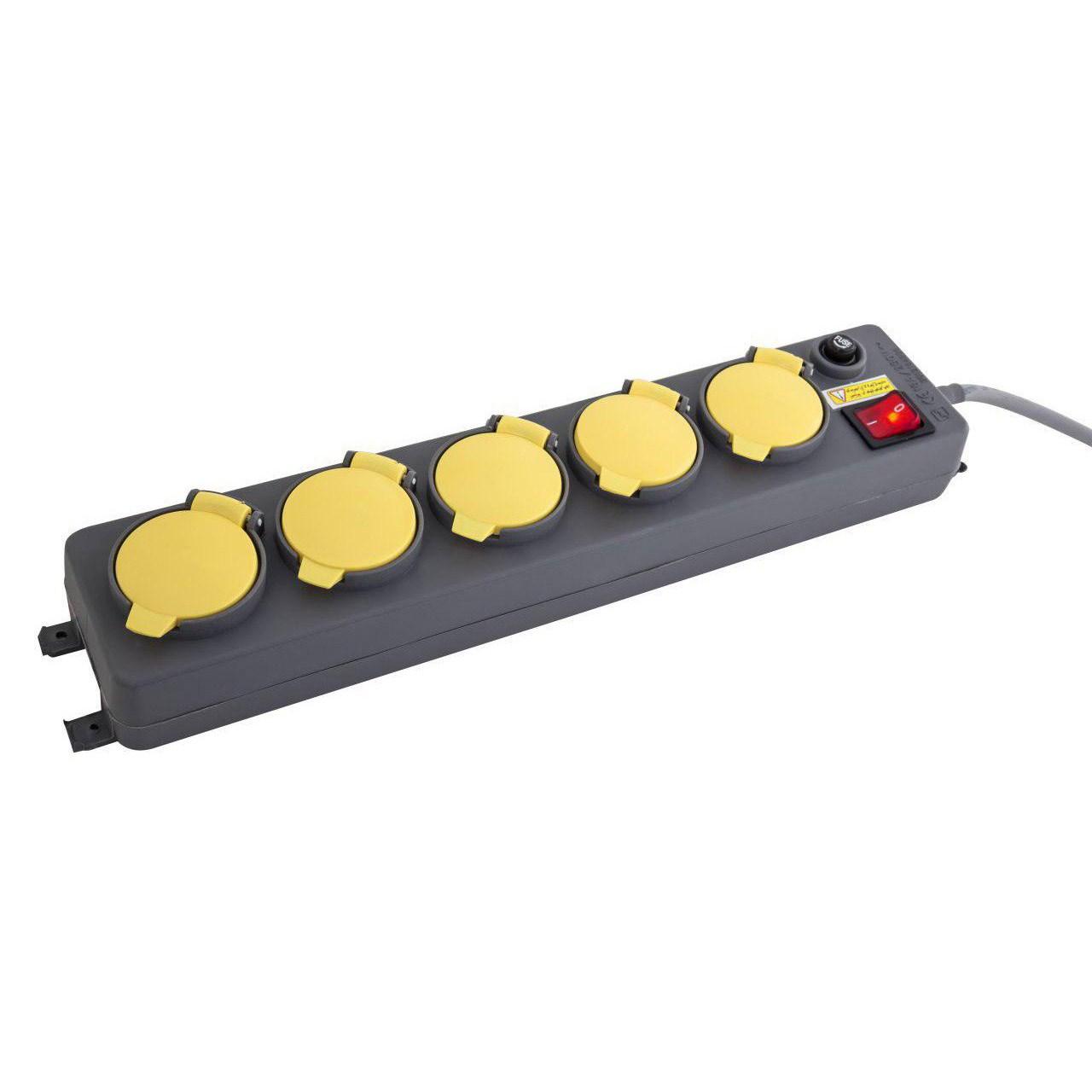 چند راهی برق پارت الکتریک مدل PE551