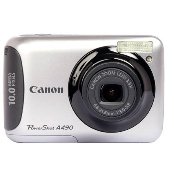 دوربین دیجیتال کانن پاورشات آ 490