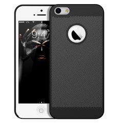 کاور مدل Hard Mesh مناسب برای گوشی موبایل آیفون 5/5s/Se