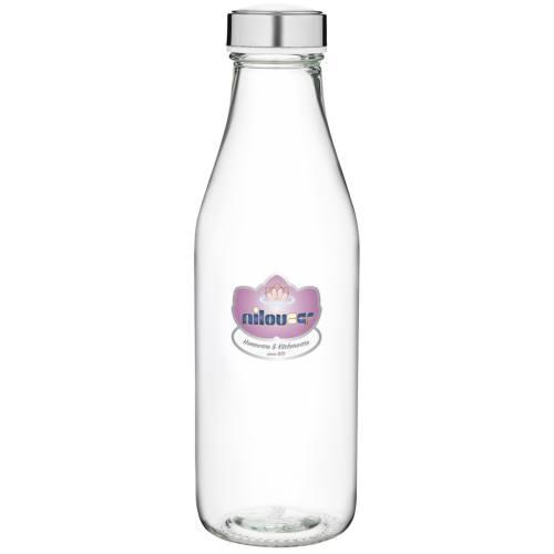 بطری آب نیلوفر مدل لوتوس گنجایش 1 لیتر