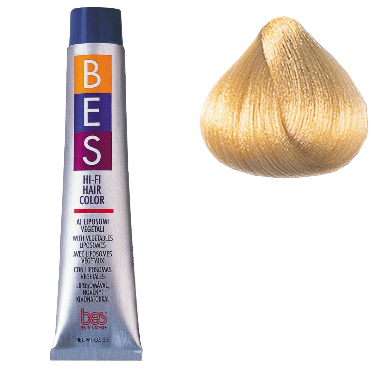 رنگ موی بس سری Golden مدل Ultra Light Golden Blonde شماره 10.3