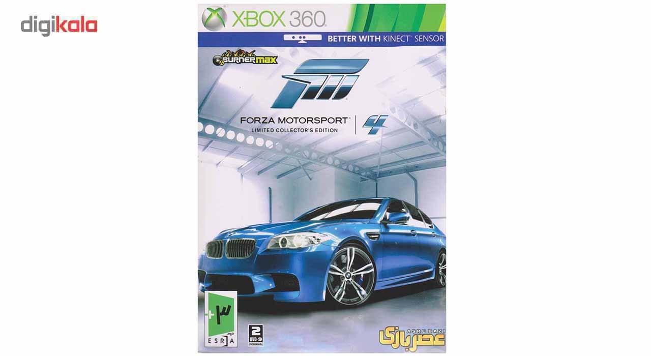 بازی Forza 4 مخصوص ایکس باکس 360 main 1 1