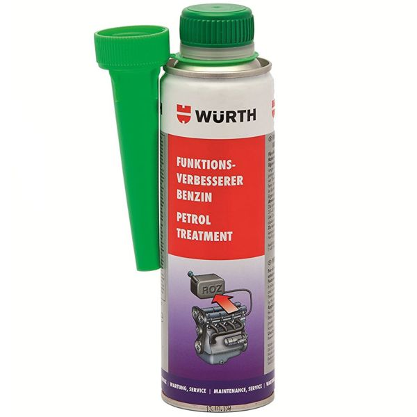 مکمل بنزین وورث مدل 5861101300 حجم 300 میلی لیتر