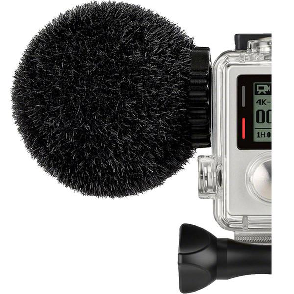 میکروفون دوربین سنهایزر مدل MKE 2 elements مناسب برای دوربین GoPro Hero4