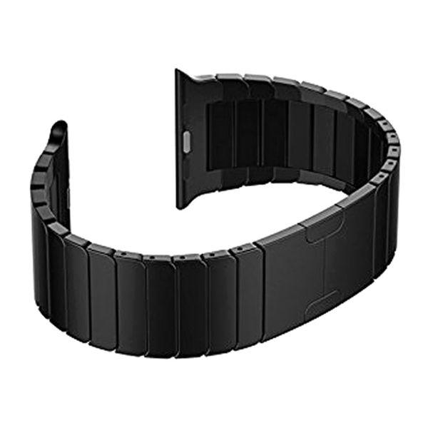 بند فلزی مدل Link Bracelet مناسب برای اپل واچ 38 میلی متری