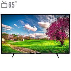 تلویزیون ال ای دی هوشمند بلست مدل BTV-65KDA110B سایز 65 اینچ