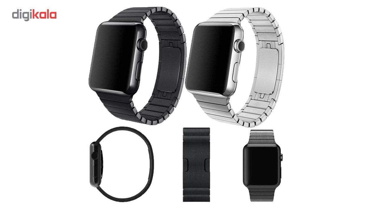 بند فلزی مدل Link Bracelet مناسب برای اپل واچ 38 میلی متری main 1 4