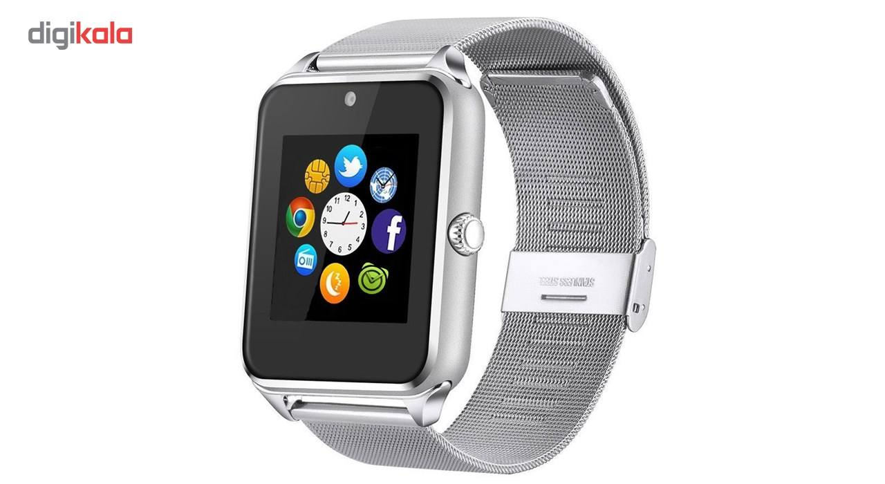 ساعت هوشمند میدسان مدل Z60 -1 main 1 1