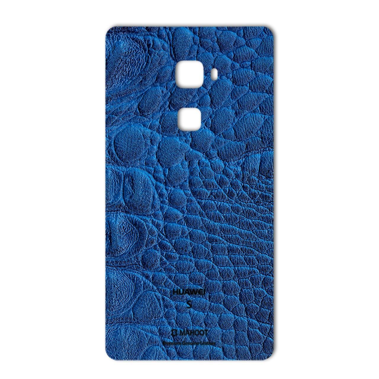 برچسب پوششی ماهوت مدل Crocodile Leather مناسب برای گوشی  Huawei Mate S