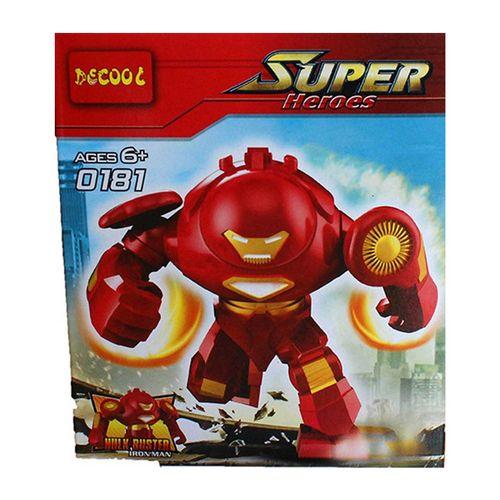 ساختنی دیکول مدل Super Heroes 0181