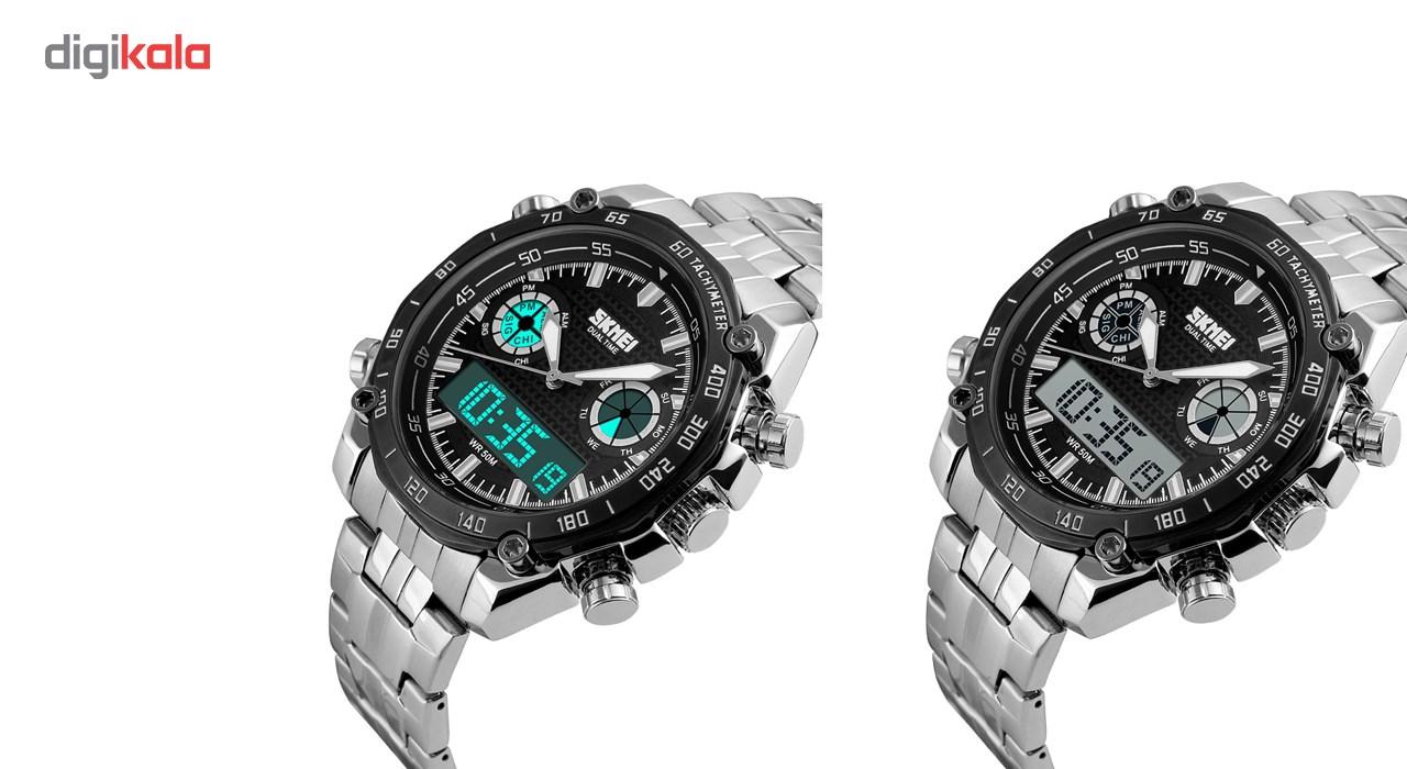 خرید ساعت مچی دیجیتالی مردانه اسکمی مدل 1204