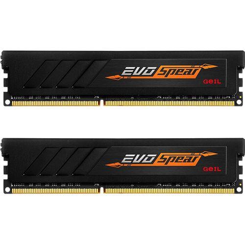 رم دسکتاپ DDR4 دو کاناله 3000 مگاهرتز CL16 گیل مدل Evo SPEAR ظرفیت 16 گیگابایت