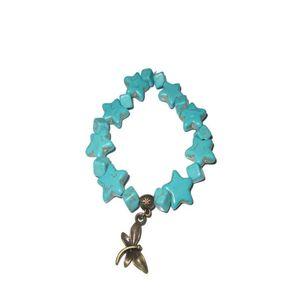 دستبند طرح پروانه