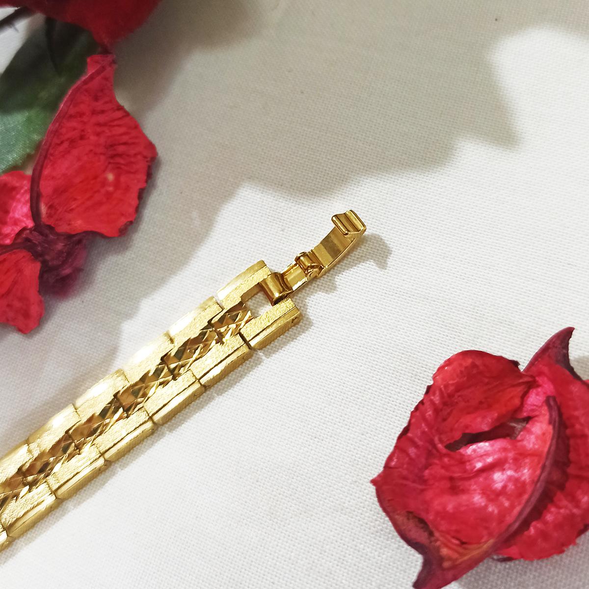 دستبند سلین کالا مدل استیل ce-As25