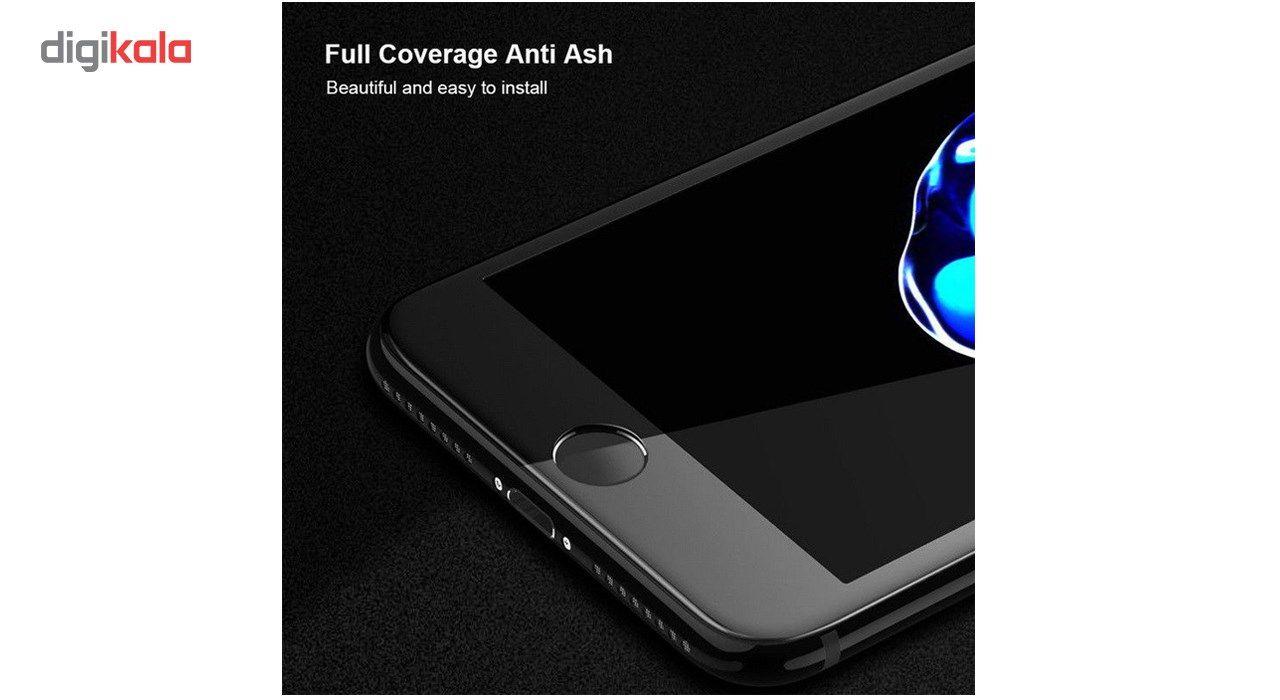 محافظ صفحه نمایش تمام چسب شیشه ای مدل 5D مناسب برای گوشی اپل آیفون 6/6s main 1 9