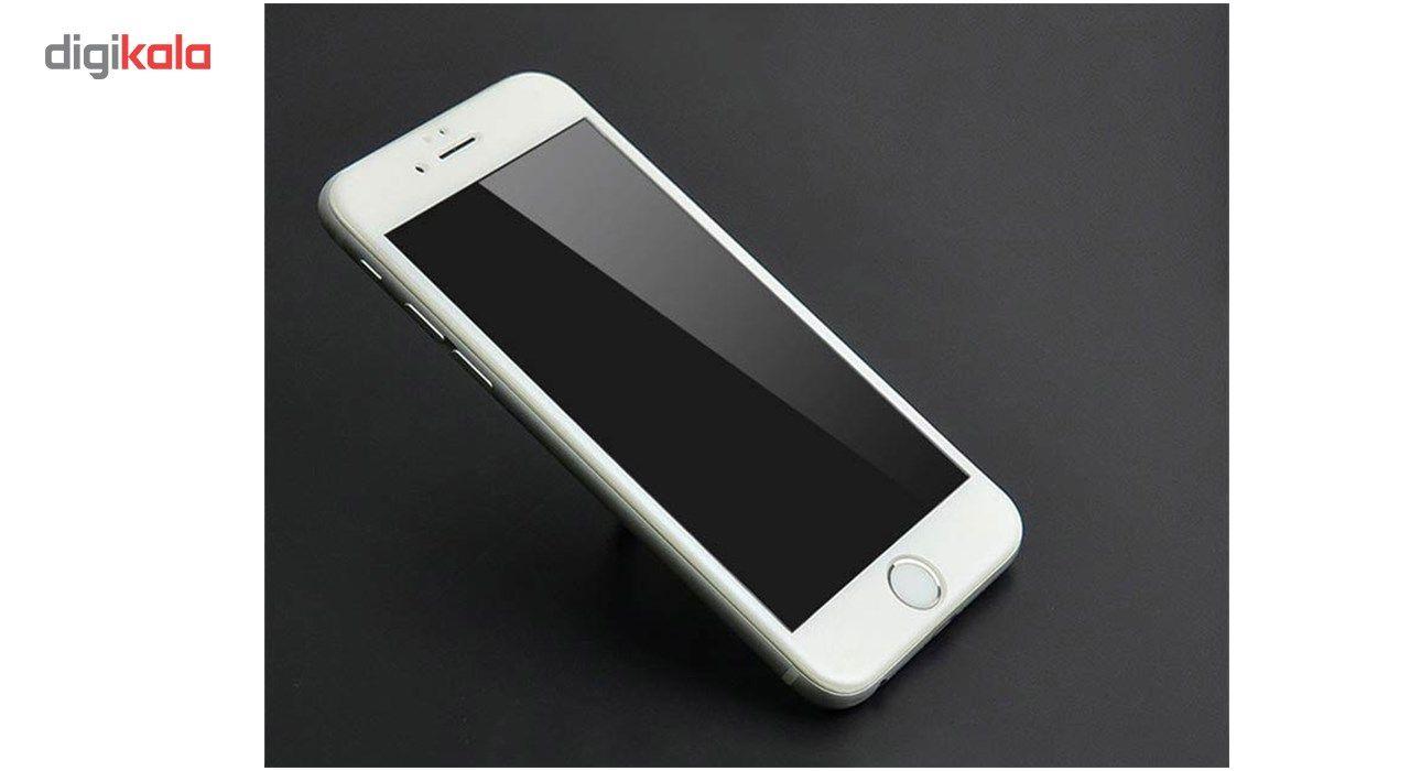 محافظ صفحه نمایش تمام چسب شیشه ای مدل 5D مناسب برای گوشی اپل آیفون 6/6s main 1 12