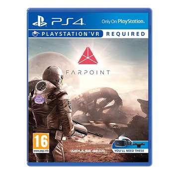 بازی Farpoint VR  مخصوص PS4