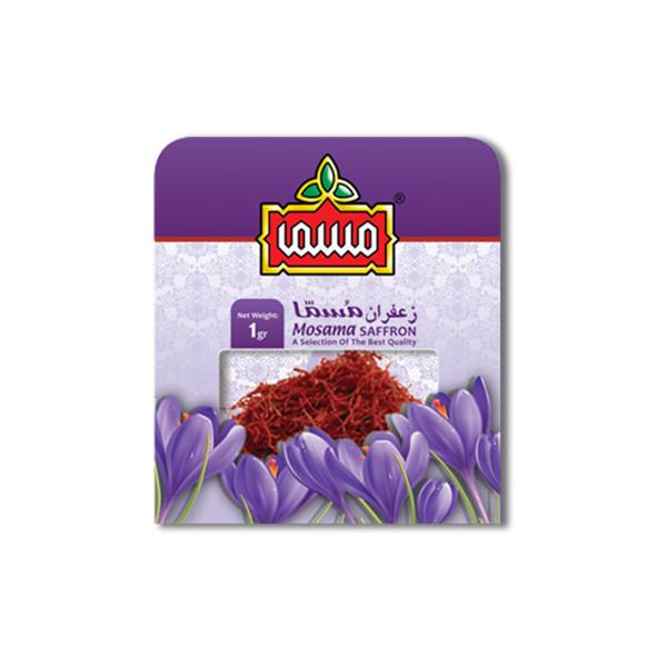 زعفران ممتاز مسما - 1 گرم