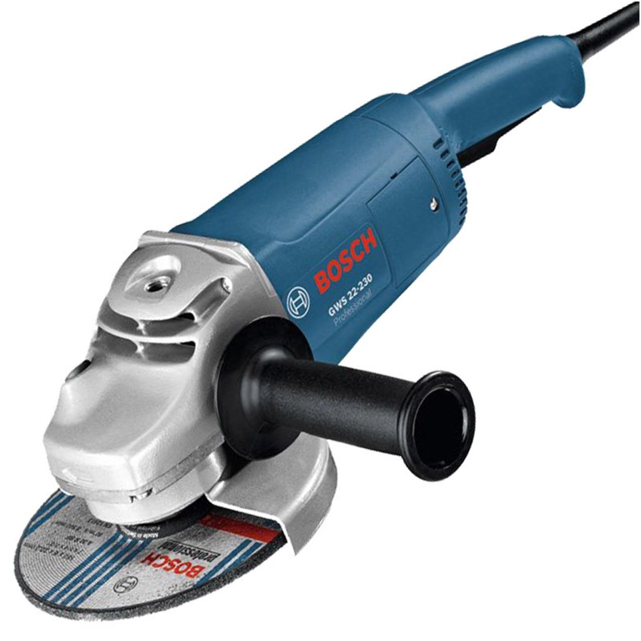 فرز آهنگری بوش مدل GWS2000-230
