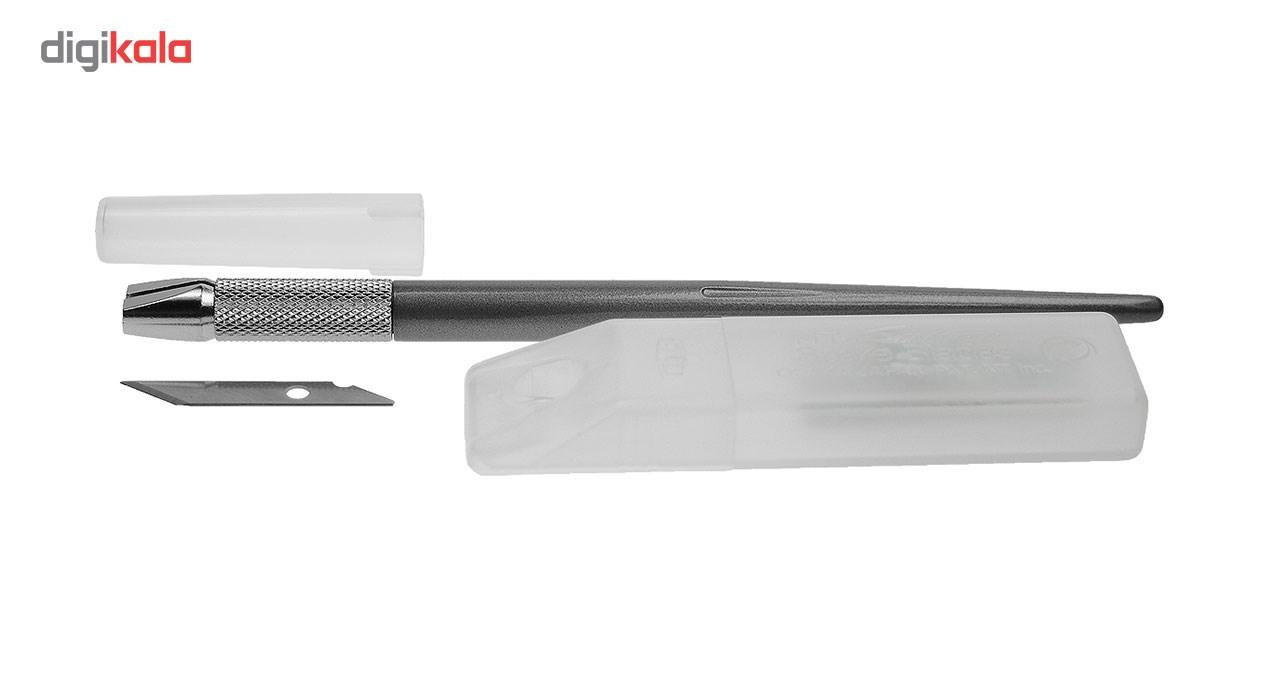کاتر قلمی ان تی مدل D400