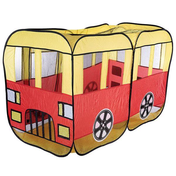 چادر کودک لی جیان مدل Fire Truck