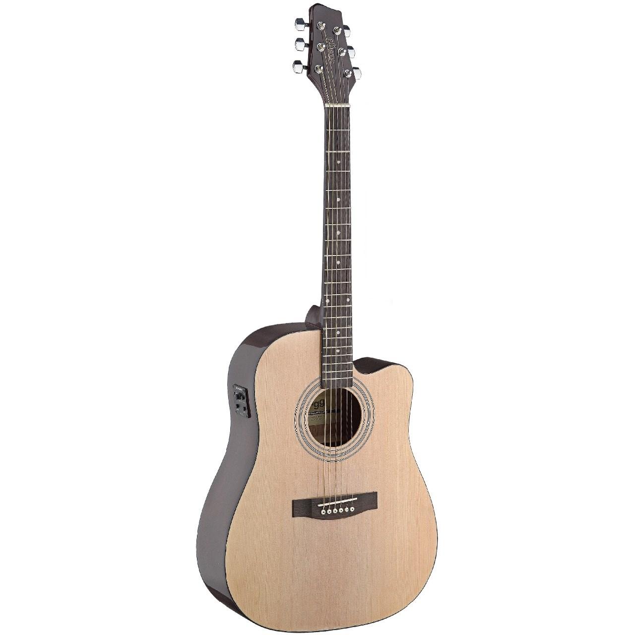 گیتار آکوستیک استگ مدل SA40DCFI-N
