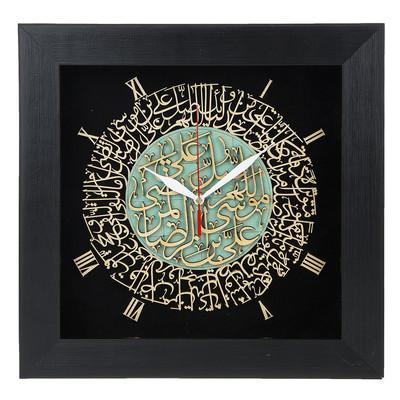 Photo of ساعت معرق دی ان دی طرح صلوات خاصۀ امام رضا کد TJ 030