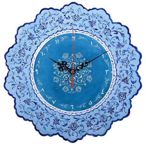 ساعت میناکاری صالحی زاده طرح دریا مدل 00-24