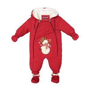 سرهمی نوزاد طرح آدم برفی کد G01