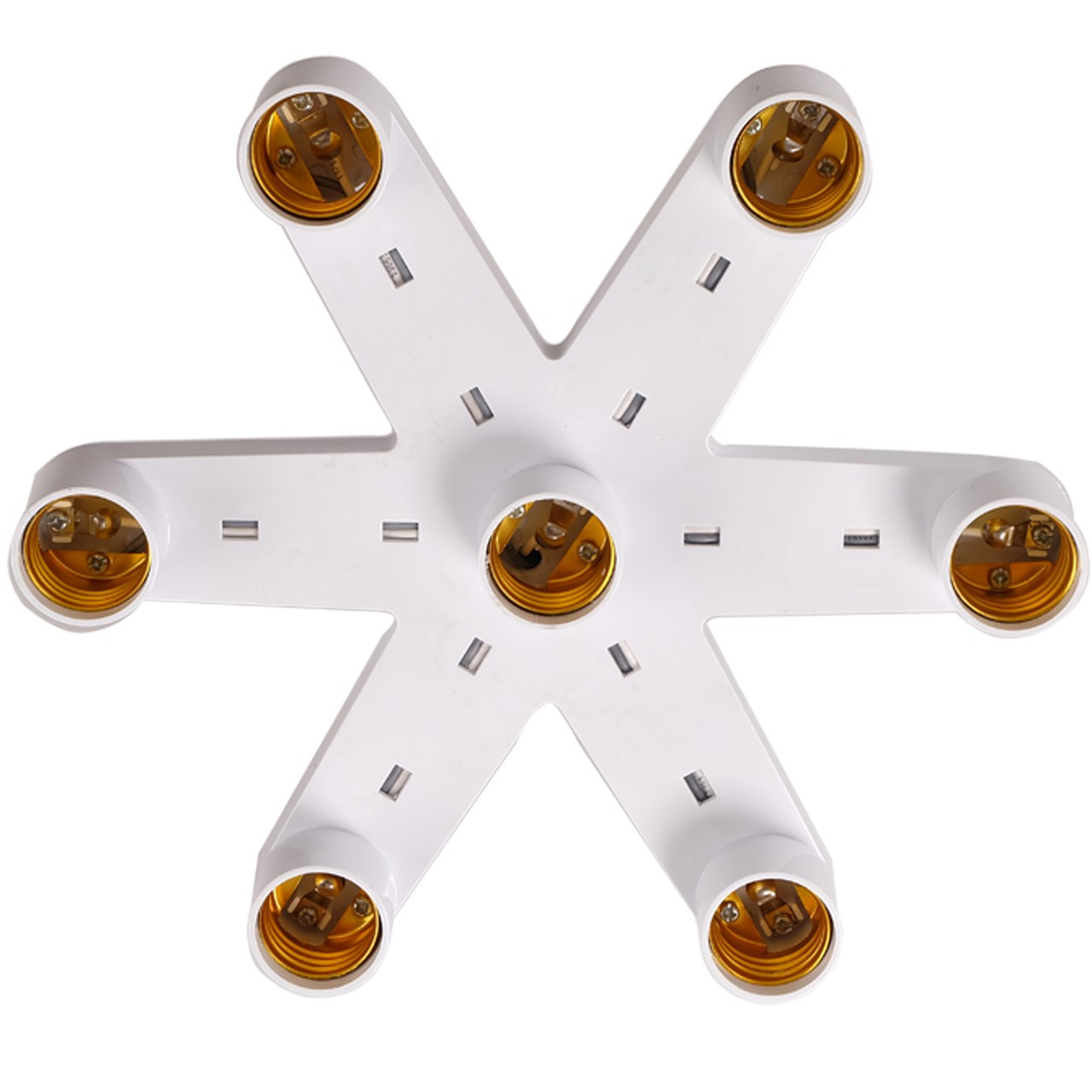 سر پیچ لامپ هامان مدل 7To1