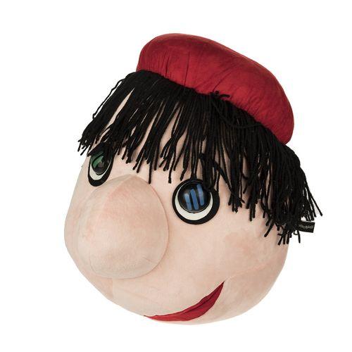 عروسک پالیز مدل کلاه قرمزی ارتفاع 42 سانتی متر