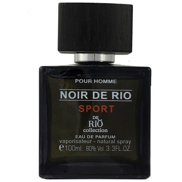 ادو پرفیوم مردانه ریو کالکشن مدل Rio Noir De Rio Sport حجم 100ml