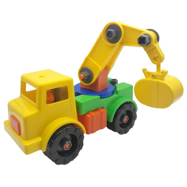ماشین بازی کیدتونز مدل جرثقیل کد KTM-014