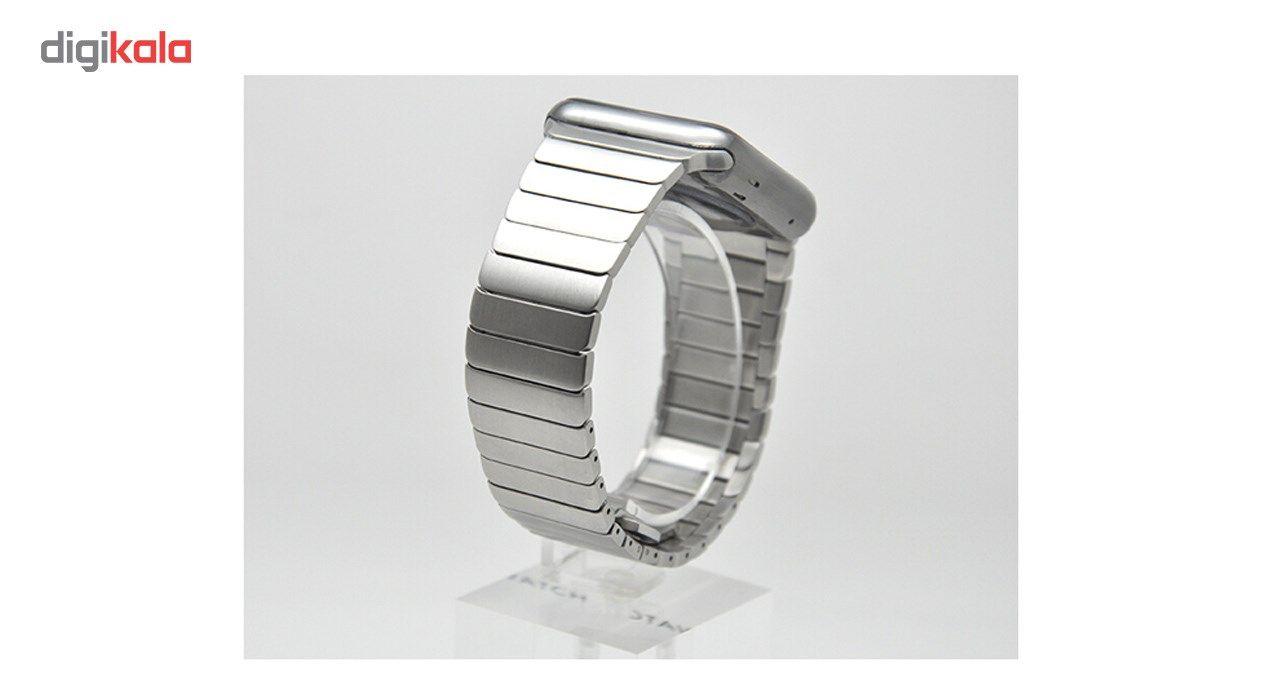 بند فلزی مدل Link Bracelet مناسب برای اپل واچ 38 میلی متری main 1 6