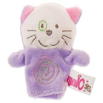 عروسک انگشتی گربه رانیک کد 3G-310102 سایز 1