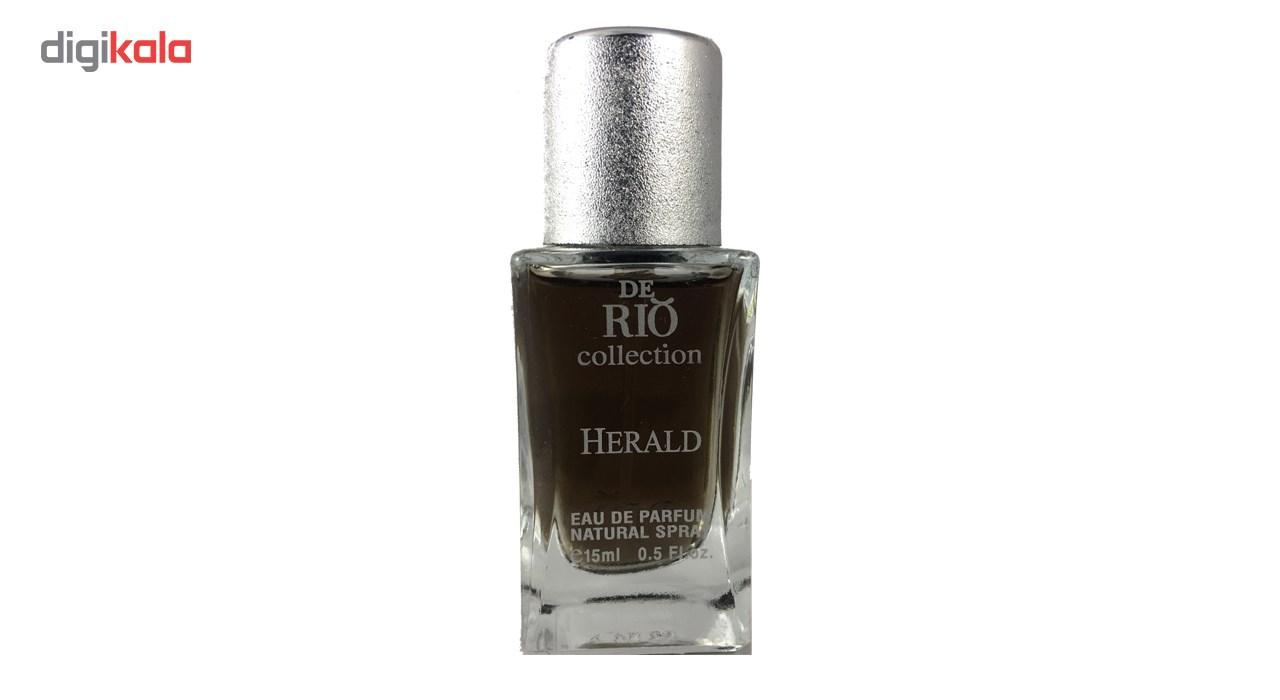 ادو پرفیوم مردانه ریو کالکشن مدل Rio Herald حجم 15ml