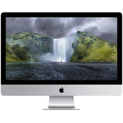 کامپیوتر همه کاره 21.5 اینچی اپل مدل iMac MNE02 2017 با صفحه نمایش رتینا 4K