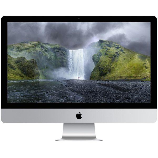 کامپیوتر همه کاره 21.5 اینچی اپل مدل iMac MNE02 2017 با صفحه نمایش رتینا 4K | Apple iMac MNE02 2017 with Retina 4K Display - 21.5 inch All in One